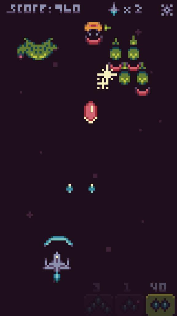 Astral Defense Gameplay Screenshot