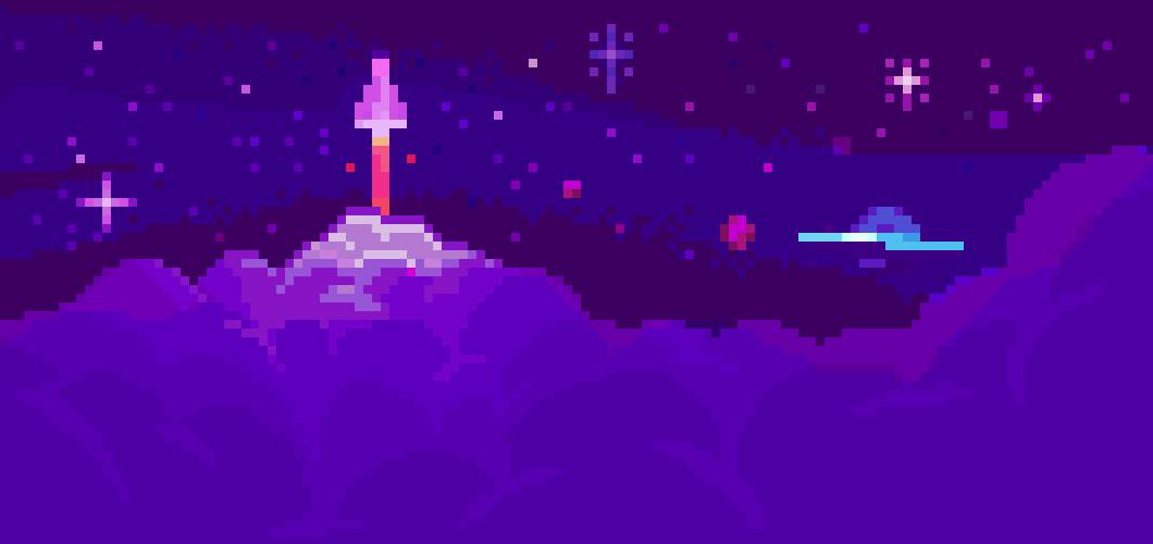 abonbon pixelart: celestial