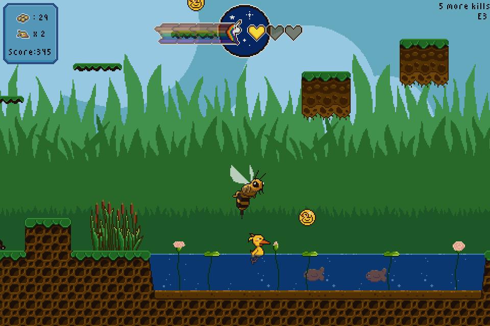 Adventures of Duck Guy Alpha Screenshot