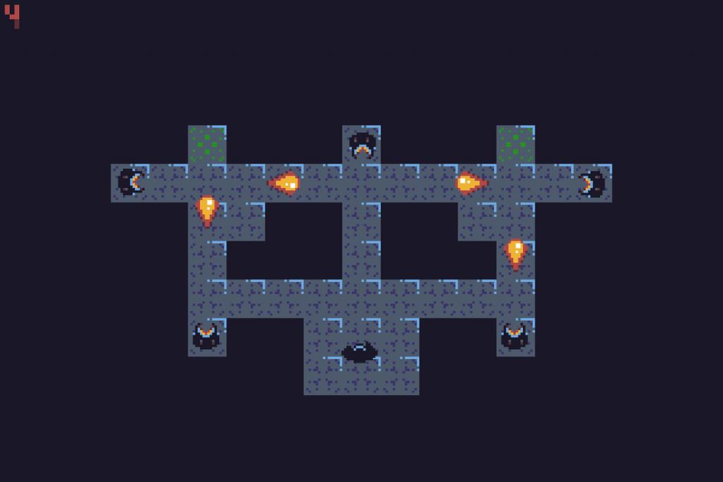 Fireball Dash Prototype Screenshot