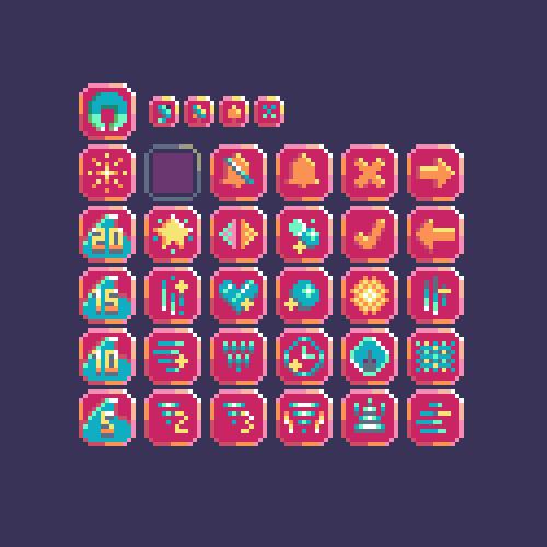 Sonar Smash Icons