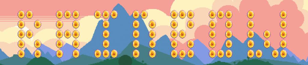 Rainbow Sparkle Time Unicorn Coins Screenshot
