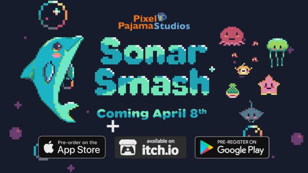 Sonar Smash Coming April 8th Poster Image