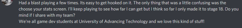 Sonar Smash Discord Comment
