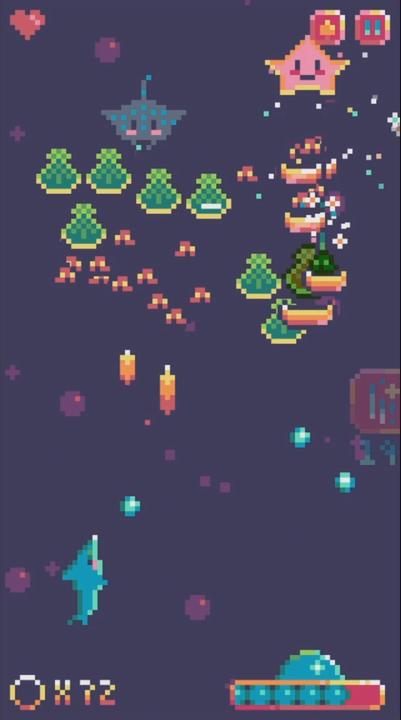 Sonar Smash Gameplay Screenshot