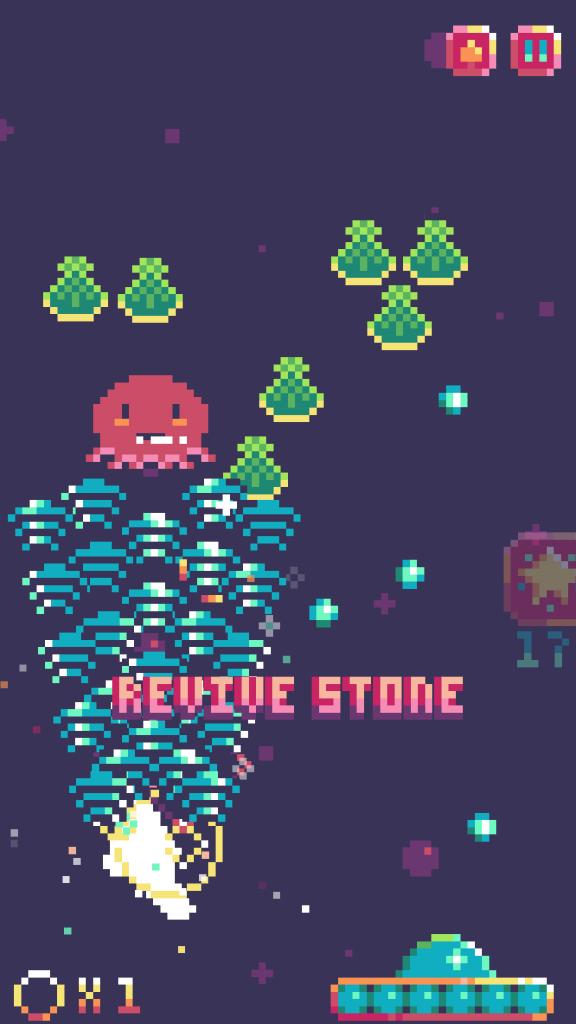 Sonar Smash Revive Stone Screenshot