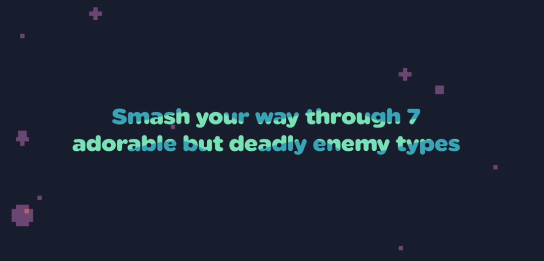 Sonar Smash Trailer Teaser